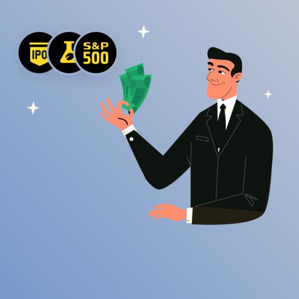 Фонды на S&P 500, Biotech и IPO