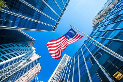Акции США